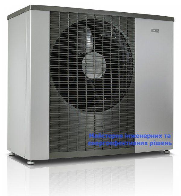 Тепловой насос воздух-вода NIBE F2120