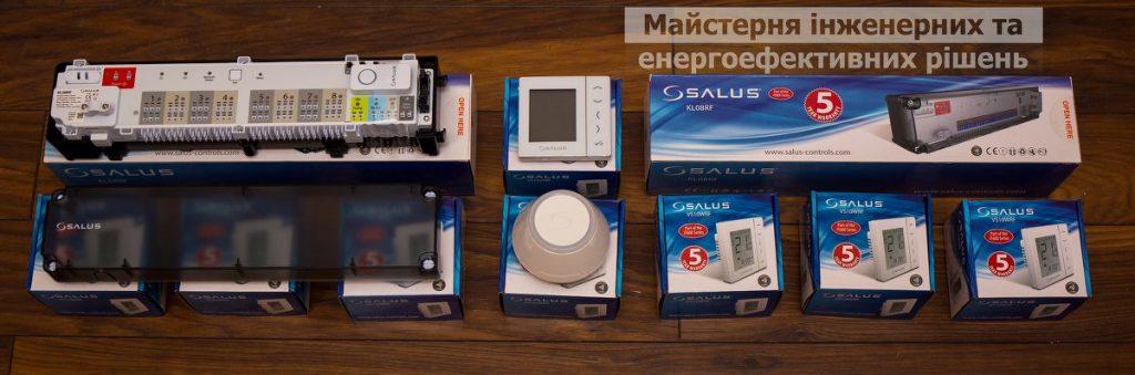 Дистанционное управление отоплением, интернет термостат
