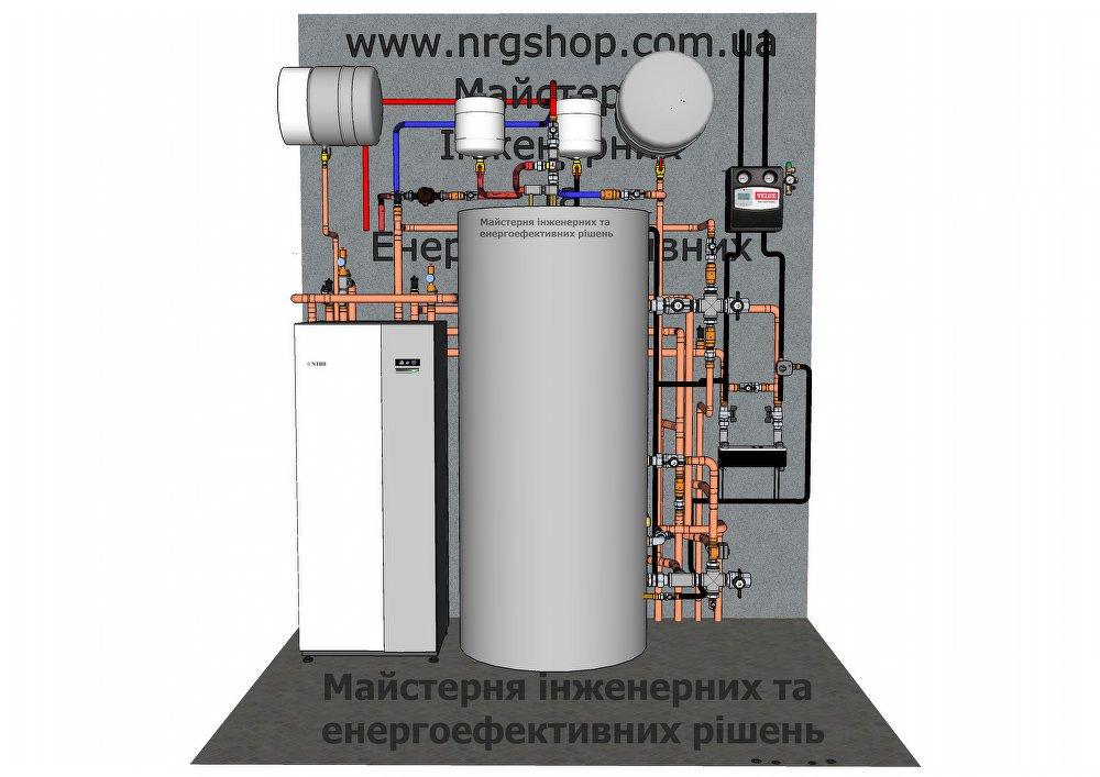 Монтаж котельной , монтаж систем отопления